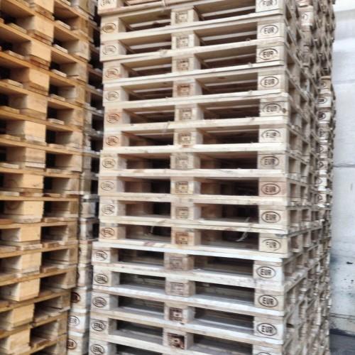 Дървен материал - палети