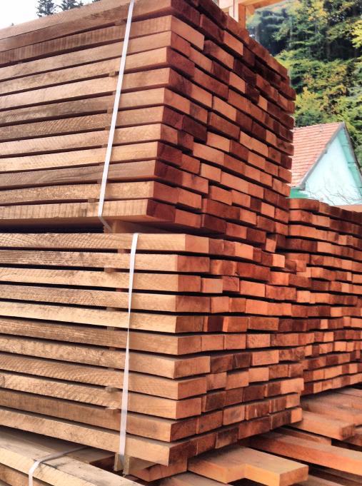 Дървен материал - греди и дъски